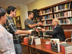 The Institute hosts Chris Matthews Discussion about D.C. Politics