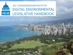 Institute's Digital Environmental Legislative Handbook Helps Hawaii Pass Carbon Neutrality Laws