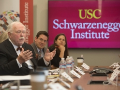 Schwarzenegger Institute Expands Leadership Team