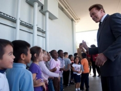 Gov. Schwarzenegger's Education Legacy
